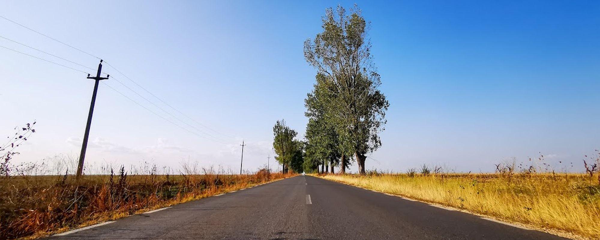 Drum pustiu, cum ar trebui sa fie toate
